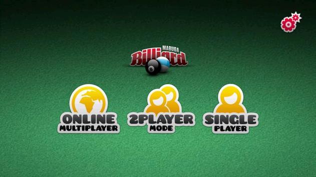 Mabuga Billiards: 8-Ball Pool poster