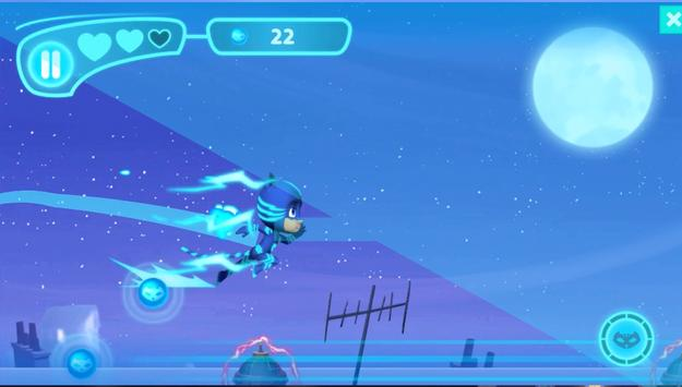 SuperHero Pj Adventure of The Masks Games screenshot 1