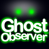 Ghost Observer - ghost detector & ghost radar app icon