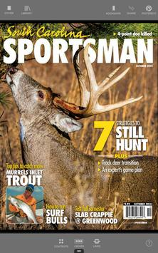 South Carolina Sportsman Mag screenshot 1