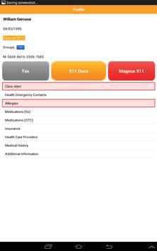 Magnus Mobile screenshot 2