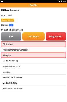 Magnus Mobile screenshot 4