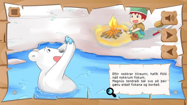 Ævintýri Magnúsar - Læst screenshot 1