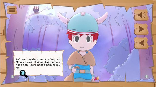 Ævintýri Magnúsar - Læst screenshot 2