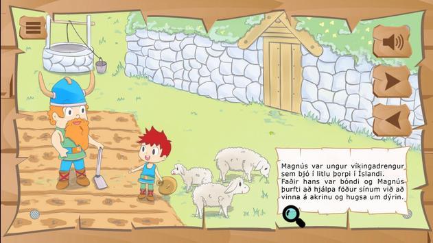 Ævintýri Magnúsar - Læst screenshot 4