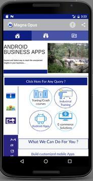 Magna-Opus App poster