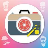 Photo Editor Stickers & Photo Effects: Pic Editor icon