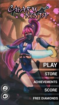 Charm Ninja poster