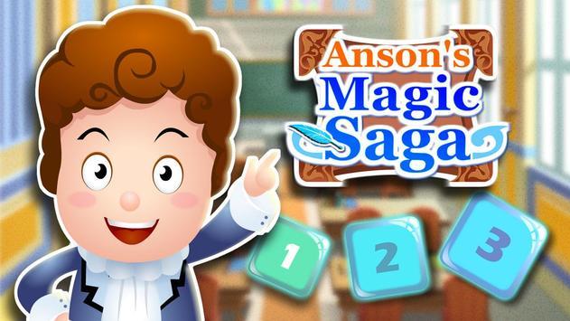 Anson's Magic Saga poster