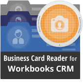 Business Card Reader for Workbooks CRM icon