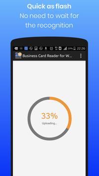 Business Card Reader for Workbooks CRM screenshot 2