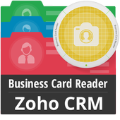 Business Card Reader for Zoho CRM icon