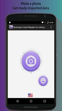 Business Card Reader for Infusionsoft CRM screenshot 2