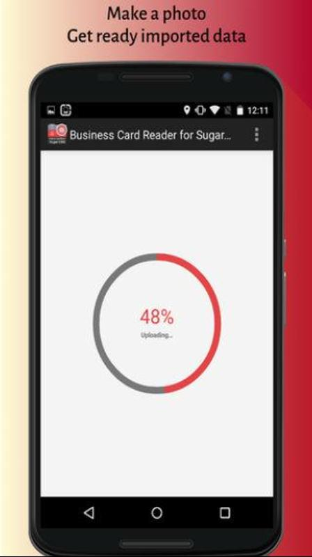 Business card reader for sugarcrm apk baixar grtis corporativo business card reader for sugarcrm cartaz business card reader for sugarcrm apk imagem de tela reheart Choice Image