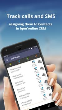 Call Tracker for bpm'online CRM screenshot 1
