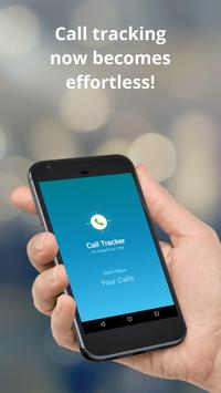 Call Tracker for Salesforce CRM poster