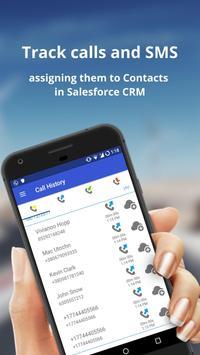 Call Tracker for Salesforce CRM screenshot 1