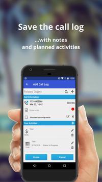 Call Tracker for Salesforce CRM apk screenshot