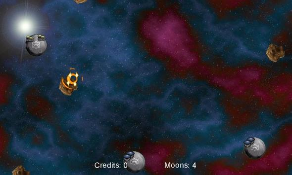 Star Delivery: Asteroid Wars! apk screenshot