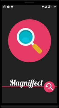 Magniffect On screen Magnifier poster