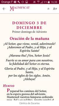 MAGNIFICAT (edición española) screenshot 1
