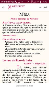 MAGNIFICAT (edición española) screenshot 2