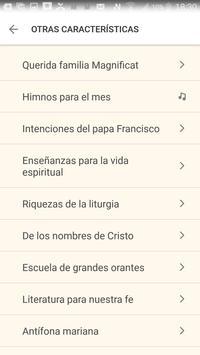 MAGNIFICAT (edición española) screenshot 3
