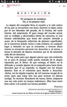 MAGNIFICAT (edición española) screenshot 7