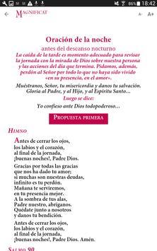 MAGNIFICAT (edición española) screenshot 8