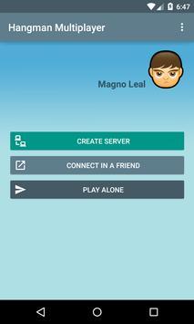 Hangman Multiplayer poster