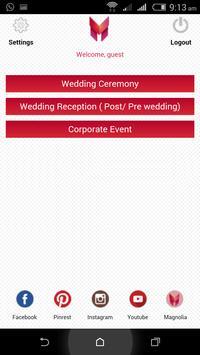 Magnolia Event Planner screenshot 3