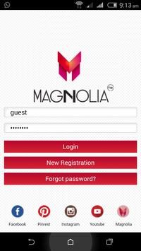 Magnolia Event Planner screenshot 2
