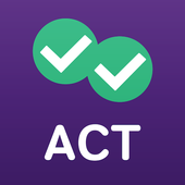 ACT Test Prep, Practice, and Flashcards 아이콘