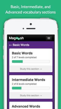 GRE Vocabulary Builder - Test Prep screenshot 3