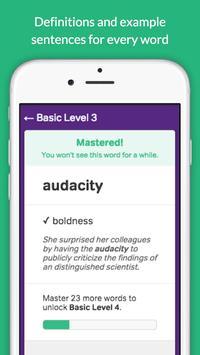Vocabulary Builder apk screenshot