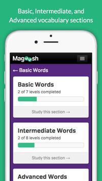 GRE Vocabulary Builder - Test Prep screenshot 15