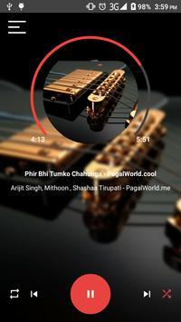 Syon Music Player screenshot 2