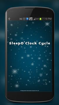 SleepO Clock Cycle poster