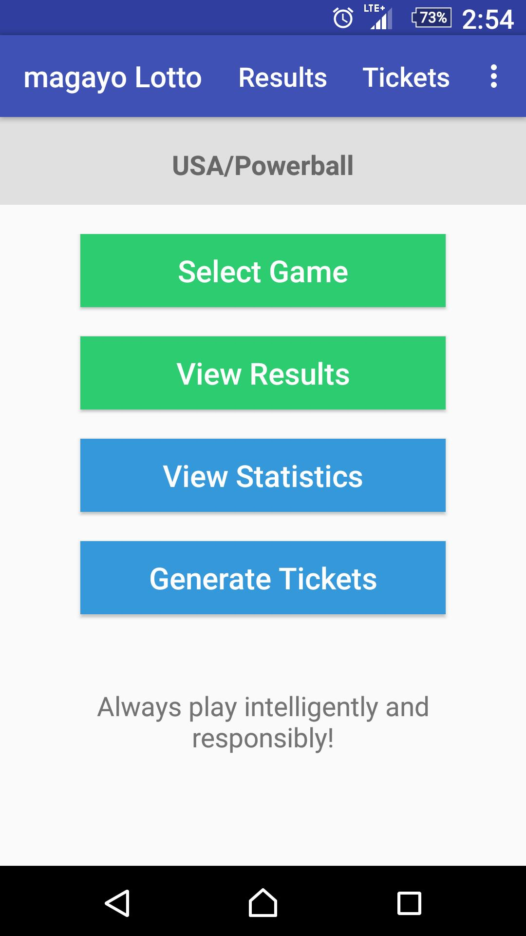 magayo Lotto for Android - APK Download