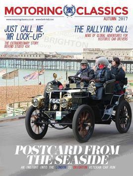 Motoring Classics Magazine apk screenshot