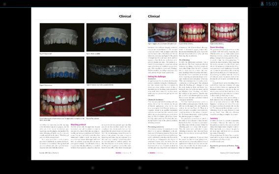 ADT Aesthetic Dentistry Today apk screenshot