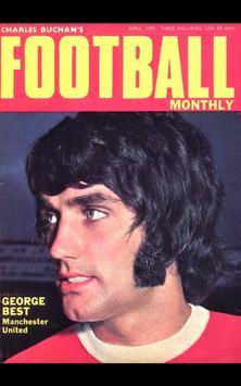 Charles Buchan's Football poster