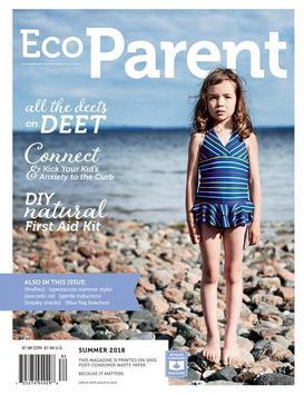 Ecoparent Magazine poster