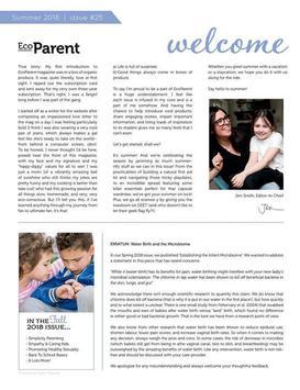 Ecoparent Magazine screenshot 1