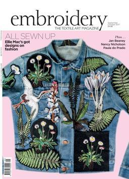 Embroidery Magazine apk screenshot