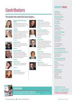 Fertility Road Magazine screenshot 2