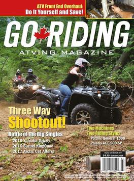 Go Riding poster