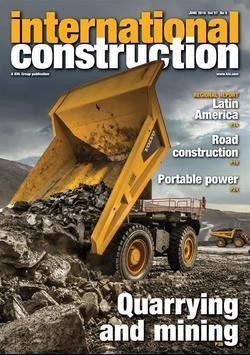 International Construction poster