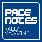Pacenotes Rally Magazine icon