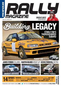 Pacenotes Rally Magazine apk screenshot